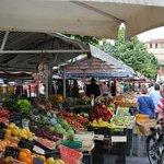Рынок в Старом городе, Ницца