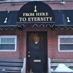 Drove over to Hoboken & an old Frank Sinatra museum while staying at the Parsippany Hilton