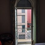 Balkon des Exclusiv-Zimmers
