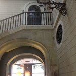 Hotel Entrance:Lovely!
