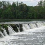 Водопад на реке Вента