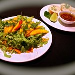 Mango Oriental Salad THE GYPSIES SIHANOUKVILLE