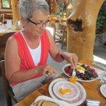 Tasting the Fruit Plate