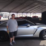 Then I drove the Nissan GT-R