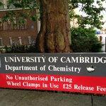 University of Cambridge, Cambridge, England