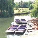 The River Cam, Cambridge, England