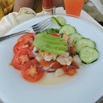 Shrimp La parrilla