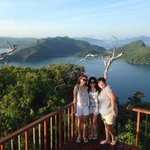 360degrees View from the top of Pangulasian Island!!!