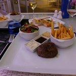 Steak teuer aber nicht zart