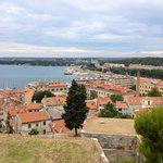 From the top of Kastel