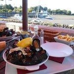 Starter sized mussels