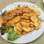Griechisches Restaurant zum Löwen