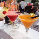 Wonderful cocktails !