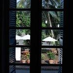 View dari dal am kamar