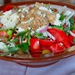 Κρητική σαλάτα modified by Σήφης