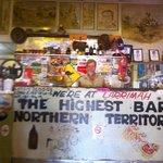 Highest Bar in NT