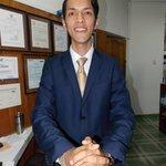 Paulo - most helpful reception assistant/concierge