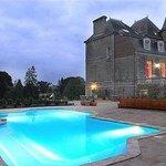 Domaine de la Ferriere et sa piscine
