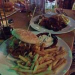 """""""The Monster"""" and Chicken New Orleans"""