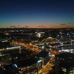 View from 47th Floor towards Darling Harbour