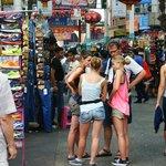 Tourist a Petaling Street