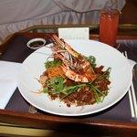 Char quai teoh - room service