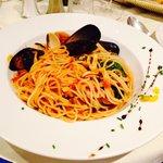 Spaguethi marinara