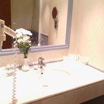 baño.. muy grande y limpio