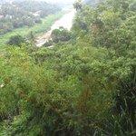Part of mahaweli river