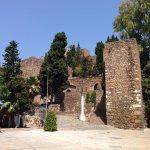 Entrada do Alcazaba