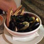 Mussel starter, a big thumbs up!