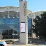 Front entrance - East Gate