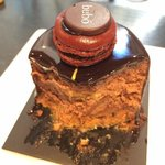 """insides from the """"best choclate cake in the world"""""""