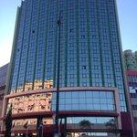Entrata albergo