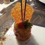 Le foie gras au biscuit