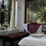 Ottoman veranda
