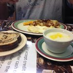 O Thank Heavens for Breakfast.