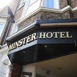 The Minster Hotel Entrance