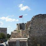 Walls of Constantinople 37
