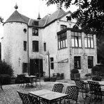 Le château et restaurant