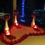 1st romantic place in q8