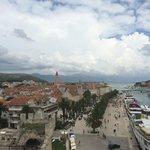 Trogir view