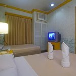Standard Rooms are more budget friendly and perfect for couples