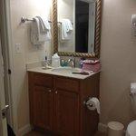 Main bathroom small