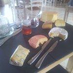 Le plateau de fromage (découverte d'une excellente tome du perche)
