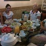 Our Riad family