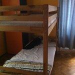 estas son las camas