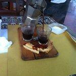 Caffè servito come a casa!! Ottimo