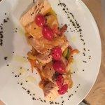 Salmone/main dish