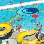 La piscina di Cala corvino
